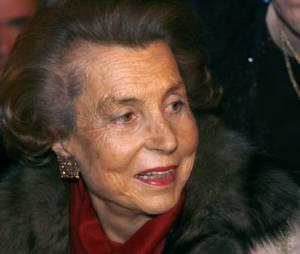 Liliane Bettencourt, héritière L'Oréal, au coeur de l'affaire
