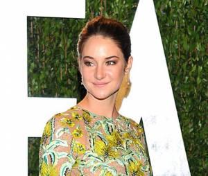 Shailene Woodley sera l'héroïne de Divergent