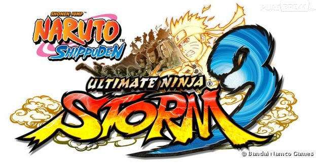 Naruto Ultimate Ninja Storm 3 sur Xbox 360 et PS3