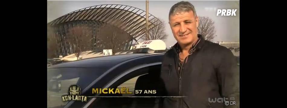 Mickael est bouleversé