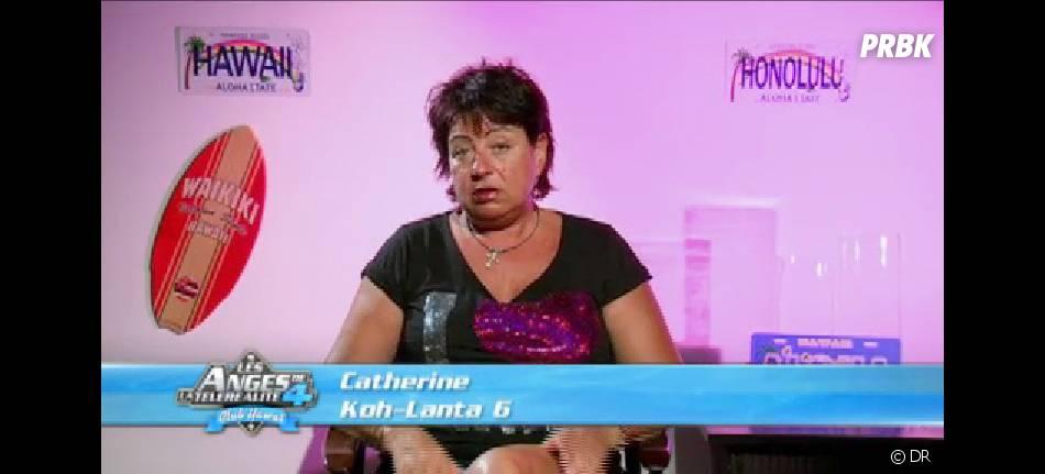 Koh Lanta est une grande famille pour Catherine
