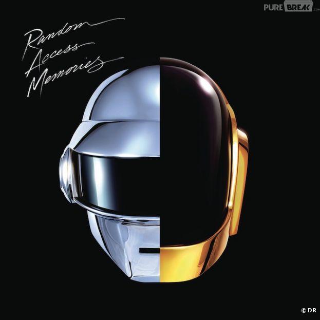 """Le nouveau Daft Punk s'appelle """"Random Access Memories"""""""