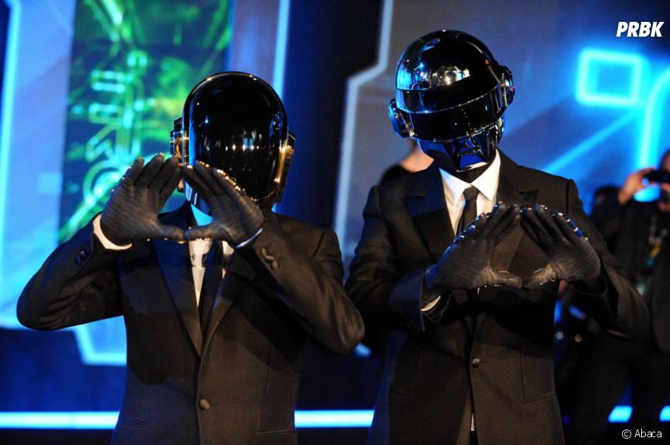 Daft Punk prépare son come-back musical