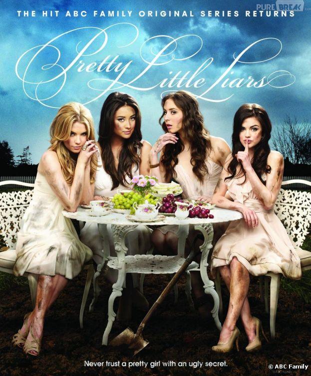 Plongée dans l'enfance des Pretty Little Liars pour la saison 4