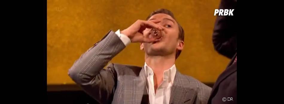 Justin Timberlake : 5 shots de tequila en 10 minutes, bonne descente !