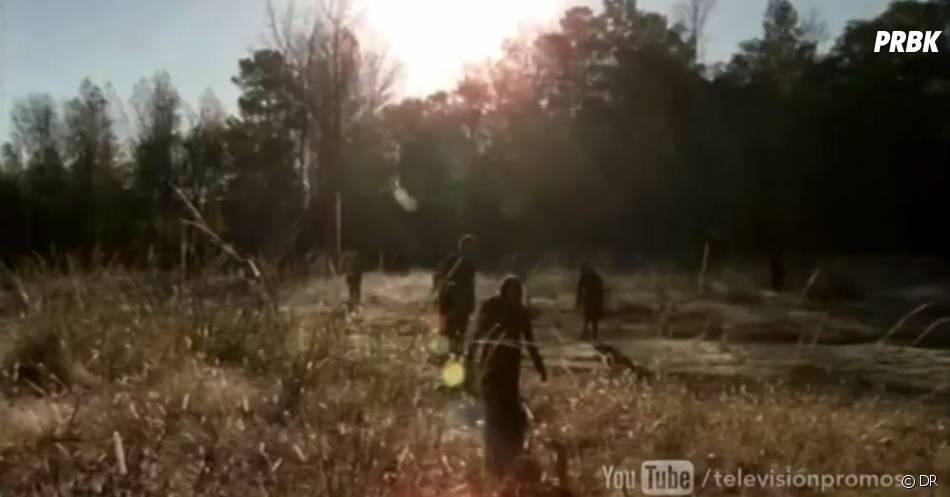 Les zombies de The Walking Dead sont un peu oubliés
