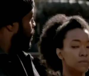 Que vont faire Tyreese et sa soeur dans The Walking Dead ?