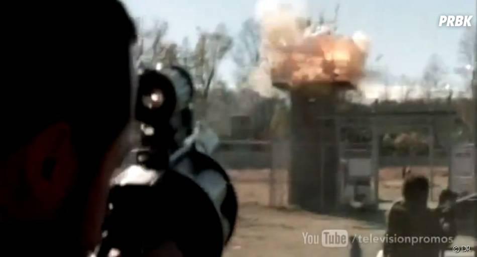 The Walking Dead s'annonce explosif