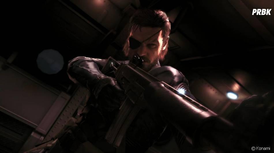 Snake est de retour dans Metal Gear Solid 5 : The Phantom Pain