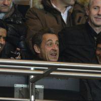 Nicolas Sarkozy : supporter souriant du PSG malgré sa mise en examen