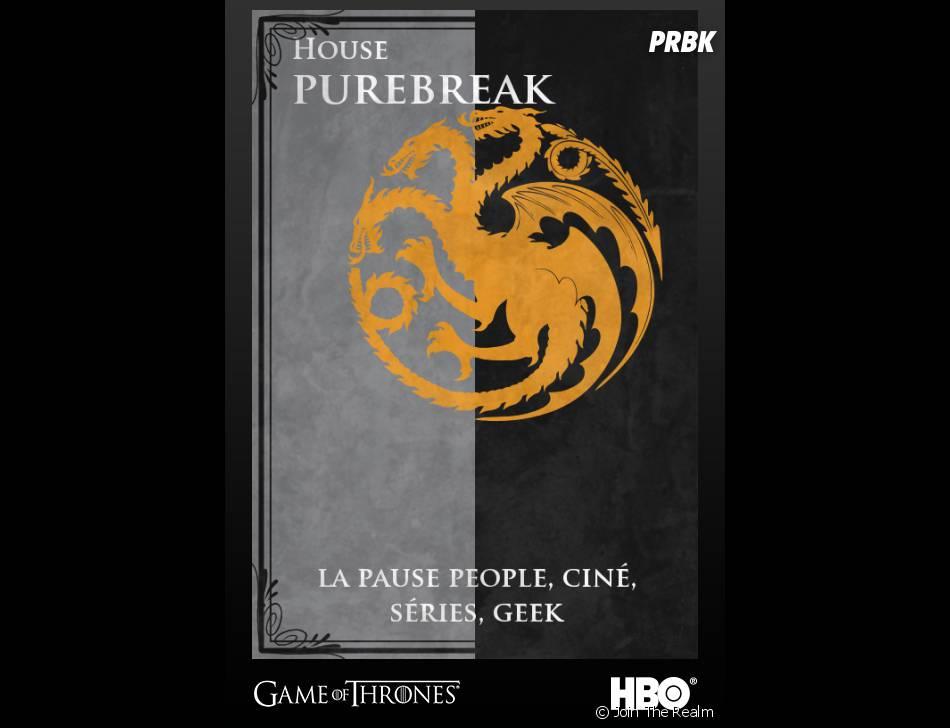 Le blason de Purebreak