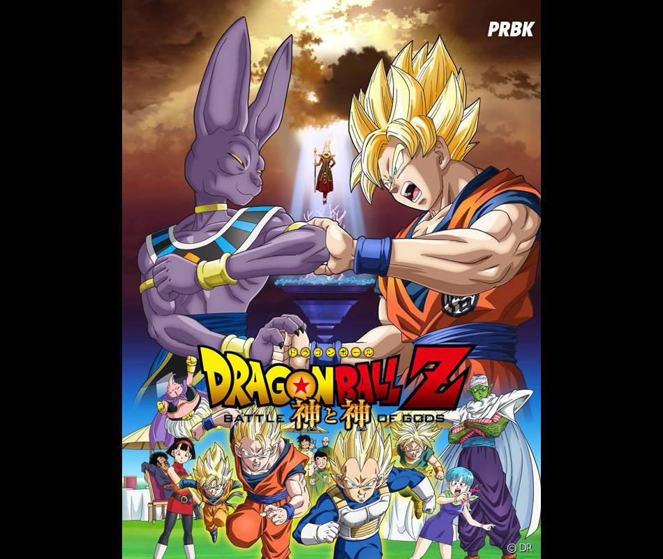 Dragon Ball Z : Battle of the Gods rapporte 7 millions de dollars au Japon