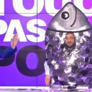 Cyril Hanouna craque dans Touche pas à mon poste : danse de l'épaule déguisé en...sardine