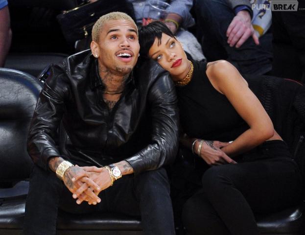 Rihanna et Chris Brown, encore séparés