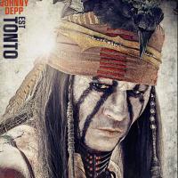 The Lone Ranger : Johnny Depp et Armie Hammer s'affichent