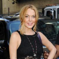 Lindsay Lohan fraîche et souriante : miracle, adieu la drogue et l'alcool ?