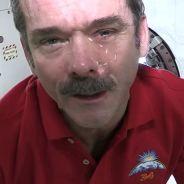Pleurer dans l'espace ? C'est loin d'être glamour !