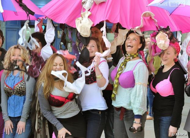 Des vendeuses d'un magasin de lingerie en Suède ont été obligées d'exhiber leur taille de soutif