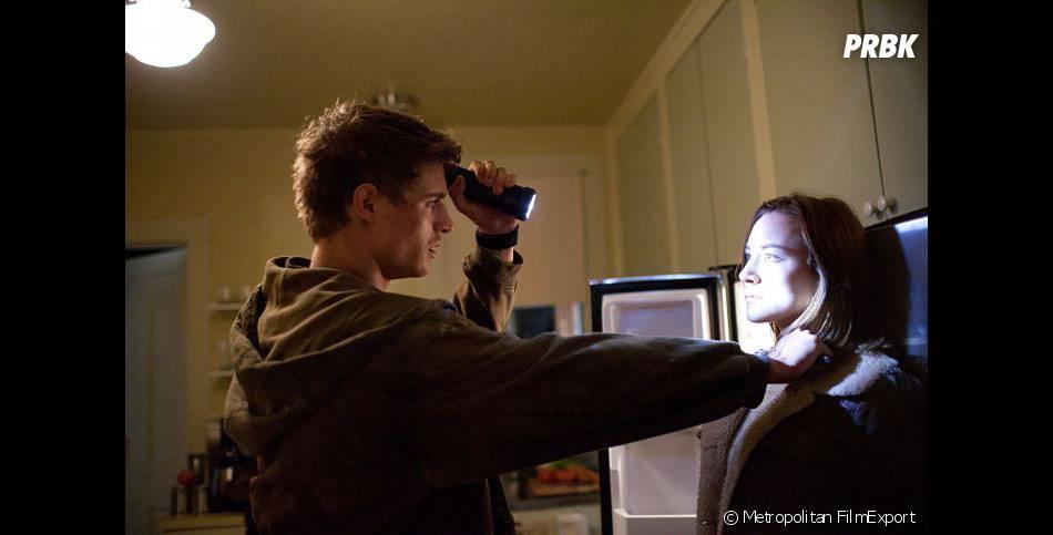 Jared face à Melanie dans Les Ames Vagabondes