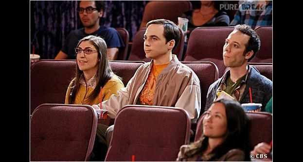 Sheldon en fait de trop