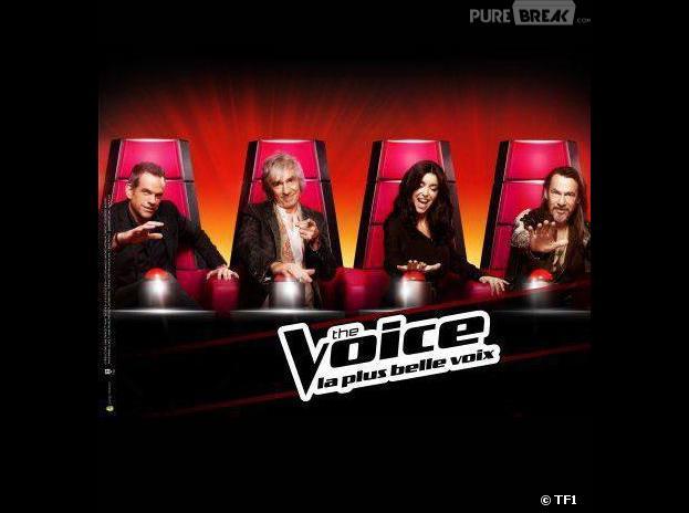 Ce soir, le premier direct de The Voice 2 débarque sur TF1 avec les 20 premiers talents.