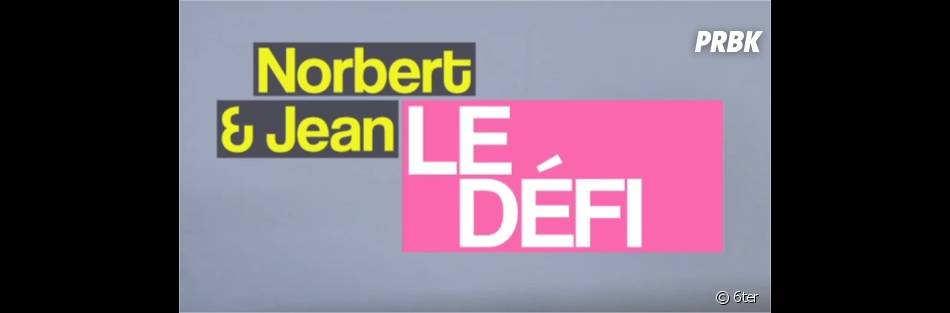 Norbert Tarayre annonce la fin de Norbert et Jean, le défi