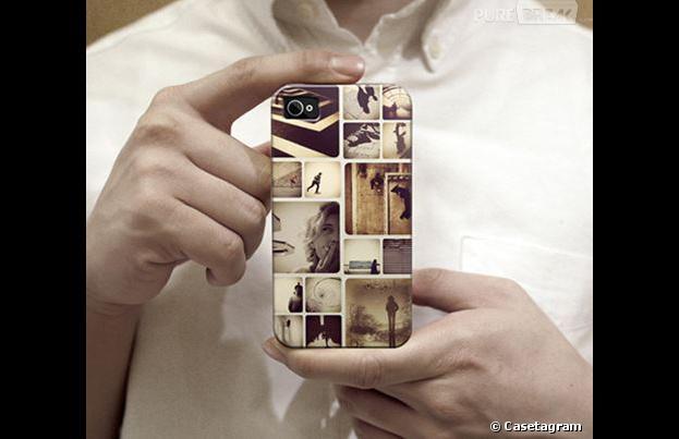 Casetagram, protégez votre iPhone avec vos photos Instagram