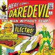 Electro apparaît même dans Daredevil