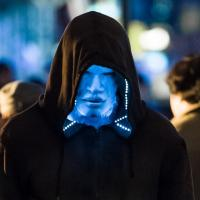 The Amazing Spider-Man 2 : Jamie Foxx en mode Avatar pour Electro