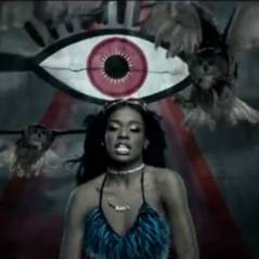 Azealia Banks : Yung Rapunxel, le clip psychédélique et surréaliste