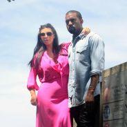 Kim Kardashian enceinte : Kanye West la prive de sorties