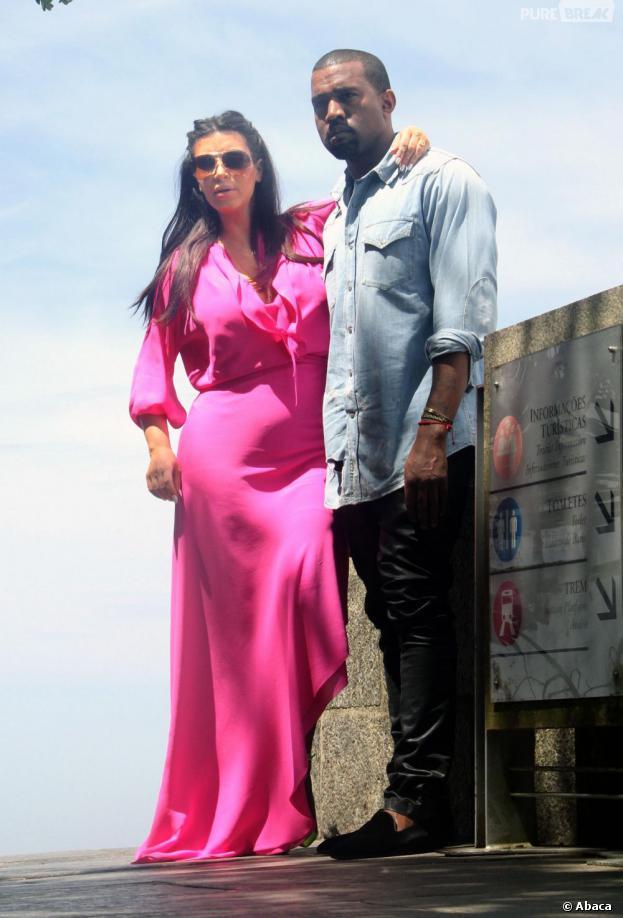 Kanye West a privé Kim Kardashian de sorties