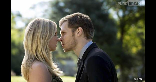 Bientôt un rapprochement pour Klaus et Caroline dans Vampire Diaries ?
