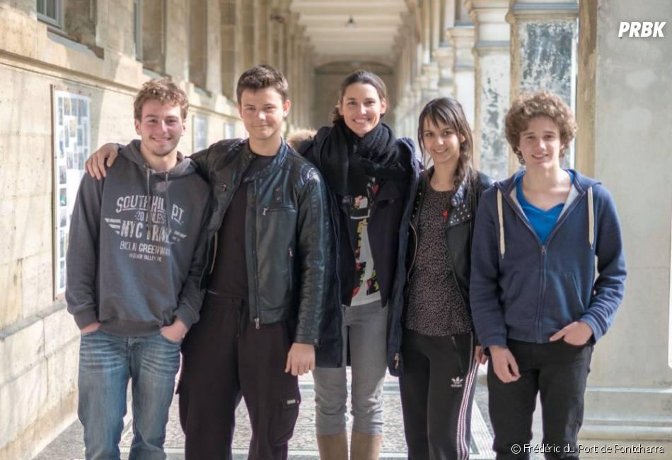 """""""Objectif mention"""" suit 4 élèves d'un lycée parisien"""