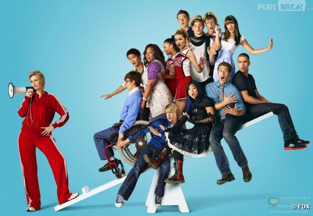 Glee renouvelée pour deux saisons