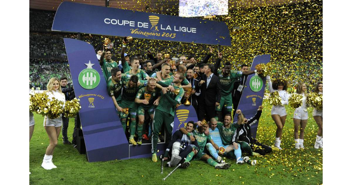 Saint etienne a gagn le coupe de la ligue 2013 face rennes - Coupe de la ligue 2013 14 ...