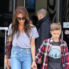 Victoria Beckham fait chauffer la CB de David : week-end (presque) culturel à Paris avec ses enfants