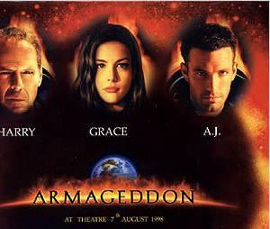 Michael Bay critique les conditions de tournage d'Armageddon