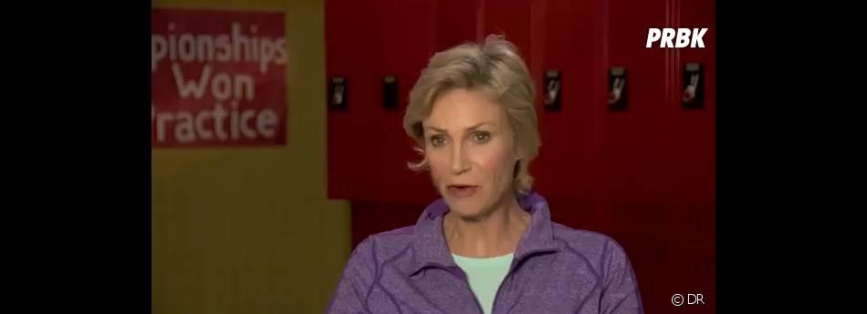 """Jane Lynch parle de la chanson """"Little Girls"""" dans Glee"""