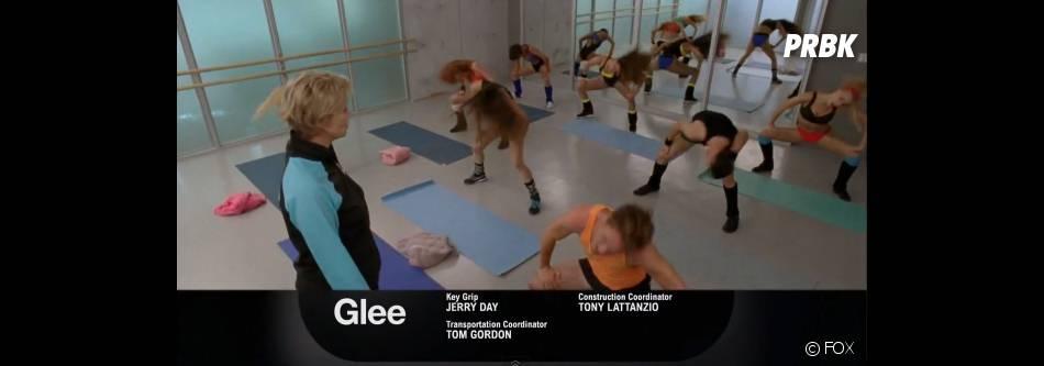 Sue toujours aussi drôle dans Glee