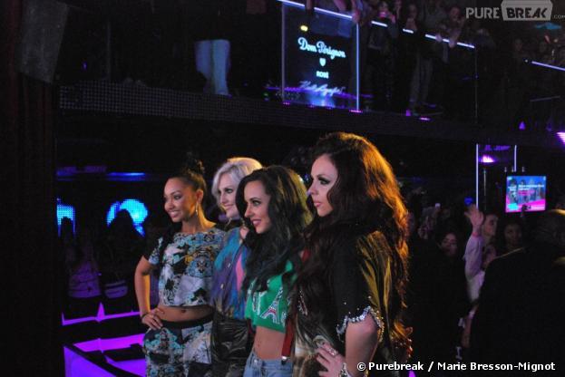 Little Mix en concert à Paris