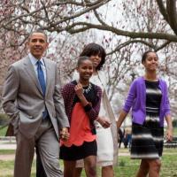 """Barack Obama : sa """"méthode Youtube"""" pour que ses filles évitent les tatouages"""