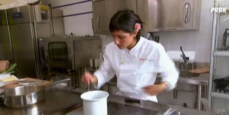 Naoëlle D'Hainaut future gagnante de Top Chef 2013 ?
