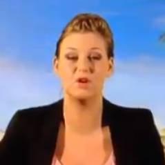 Aurélie Van Daelen (Secret Story 5) : une présentatrice peu convaincante dans le Mag belge