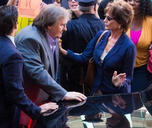 Jacqueline Bisset choisie pour incarner Anne Sinclair sdans le film sur l'affaire DSK signé Abel Ferrara