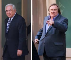 Gérard Depardieu un DSK peu ressemblant