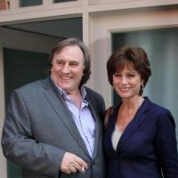 Gérard Depardieu en DSK : premières photos peu ressemblantes au côté de Jacqueline Bisset