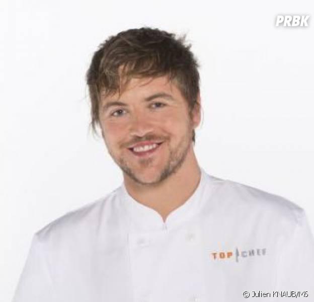 Florent Ladeyn, grand gagnant des internautes pour la finale de Top Chef 2013