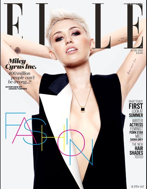 Miley Cyrus n'a pas besoin de se déshabiller pour réussir