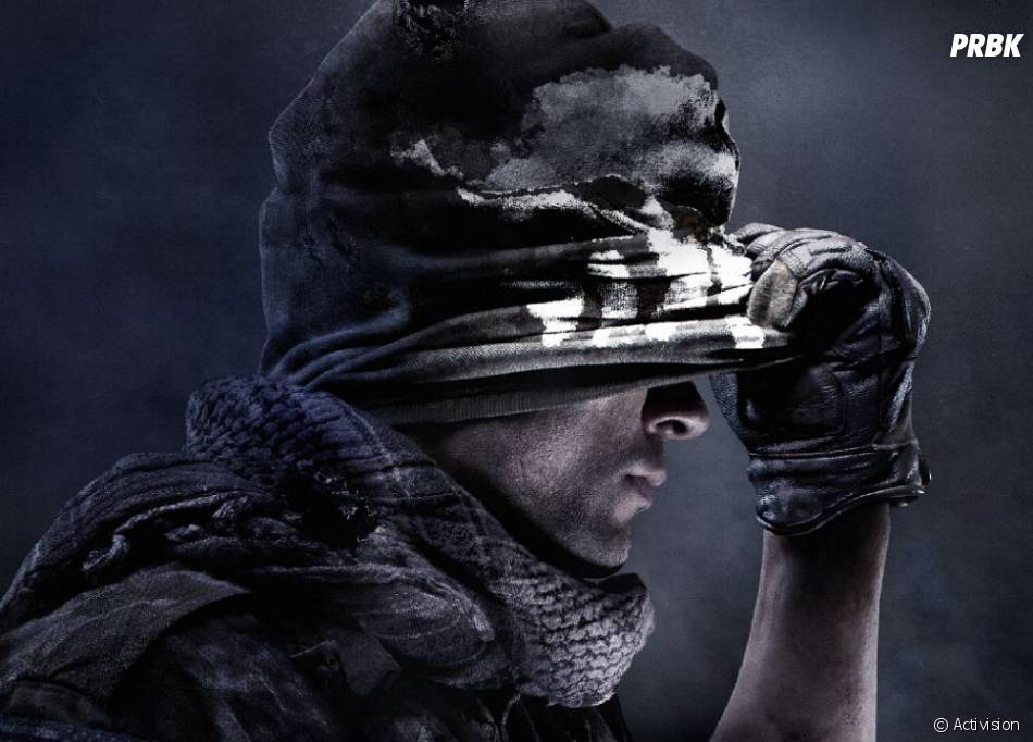Call of Duty Ghosts débarque sur Xbox 360 et PS3